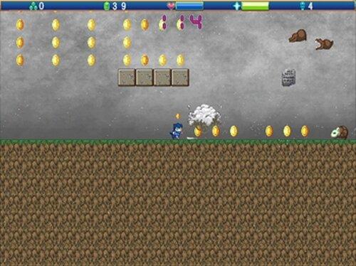 アクションエディター4非公式サンプルゲーム Game Screen Shot4