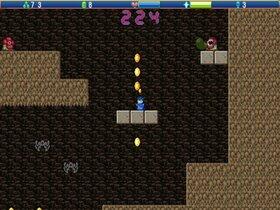 アクションエディター4非公式サンプルゲーム Game Screen Shot5