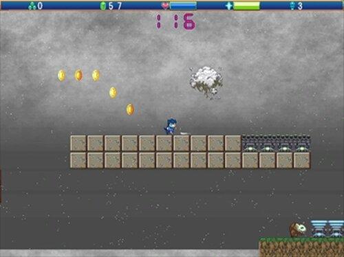 アクションエディター4非公式サンプルゲーム Game Screen Shots