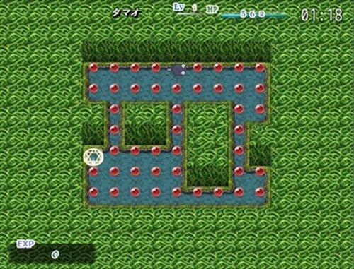 オタマよ、大海を抱けっ! Game Screen Shot5