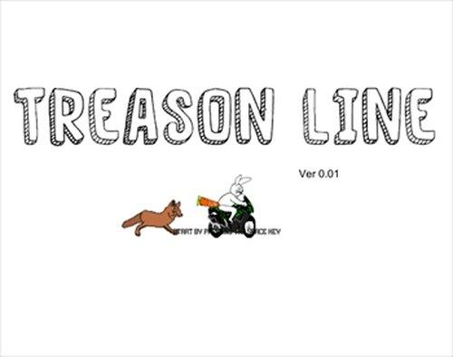 TREASON LINE Game Screen Shots