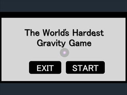 The World's Hardest Gravity Game Game Screen Shot2