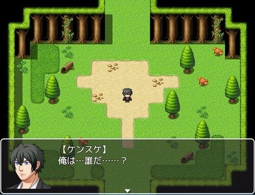ケンスケと異世界の仲間達 Game Screen Shot1