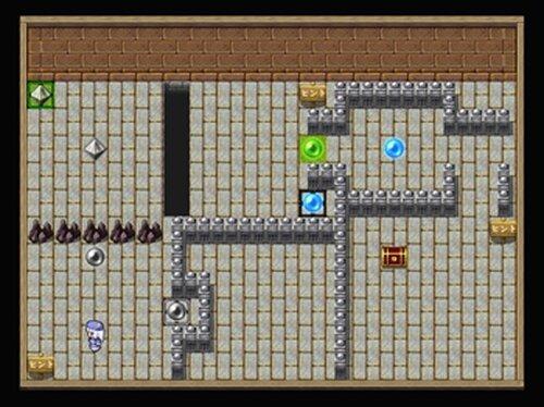 ウルファールと魔法の宝石 Game Screen Shots
