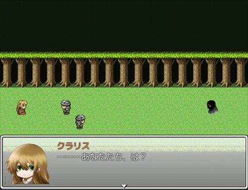 ナタリア王国物語 Game Screen Shot2