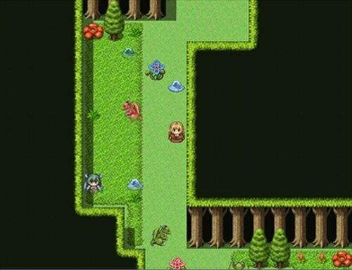 ナタリア王国物語 Game Screen Shot5