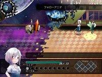 片道夜行列車のゲーム画面
