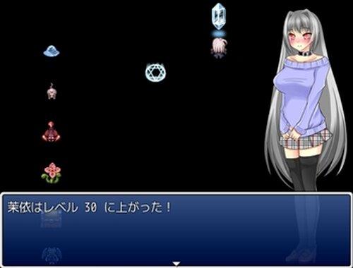 立ち絵脱衣バトルつく~る Game Screen Shot2