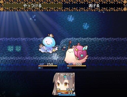 コメット☆キャンディ Game Screen Shot3
