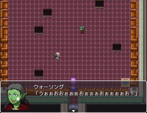ツイン・ボルテックス~荒廃の欠片の~ Game Screen Shot1