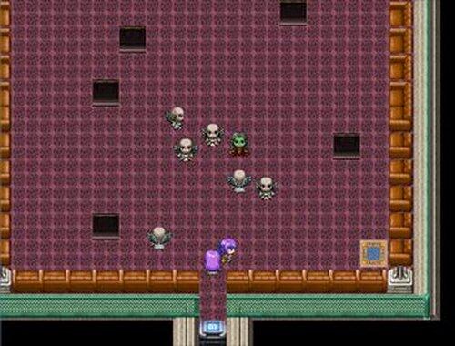 ツイン・ボルテックス~荒廃の欠片の~ Game Screen Shots