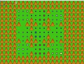 ライフゲームミニゲーム Game Screen Shot3