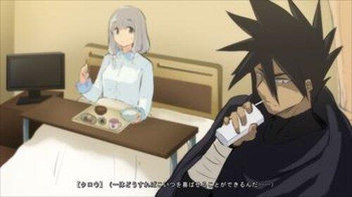 絶望する白銀少女 第三章 Game Screen Shot2