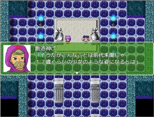 Sisters戦記 Game Screen Shot1