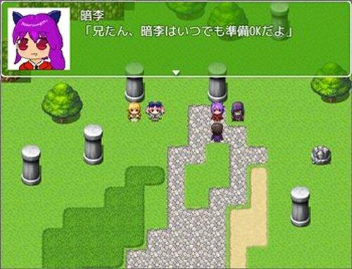 Sisters戦記 Game Screen Shot5