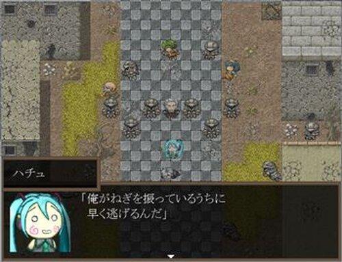 はちゅ戦記#2ーZANGEKI STORMー Game Screen Shot4