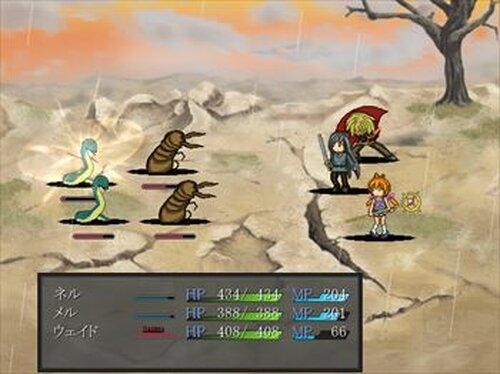 はちゅ戦記#3ー魔女王降臨ー Game Screen Shots