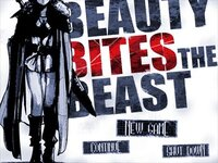 BEAUTY BITES THE BEASTのゲーム画面