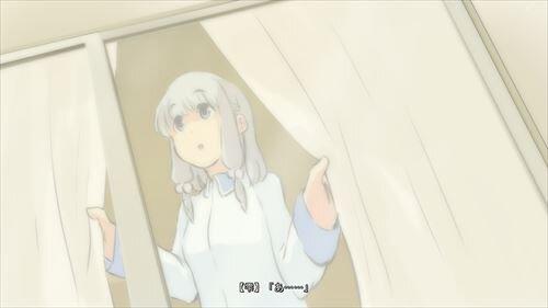 絶望する白銀少女 第四章 Game Screen Shot