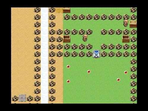 カモメの郵便屋さん Game Screen Shot