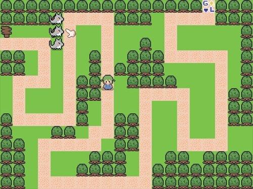 くりっくブロック! Game Screen Shot1