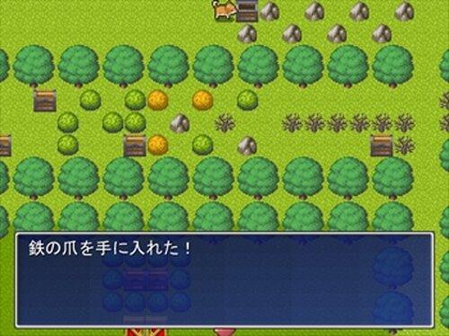 封印!いぬパワー Game Screen Shot3