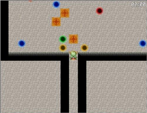 5分以内に走り抜けろ Game Screen Shot3