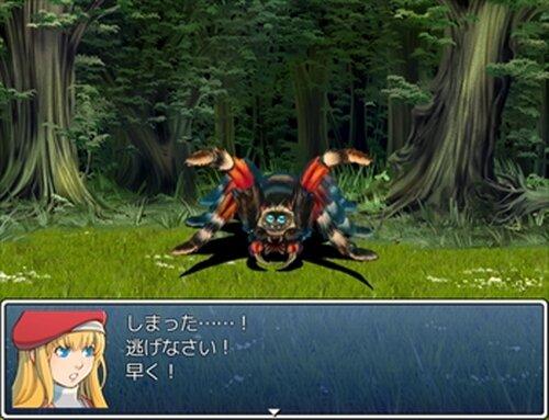 君がたたかう物語 Game Screen Shot2