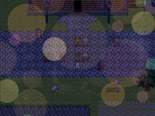 黄昏兎と星降る丘 Game Screen Shot4