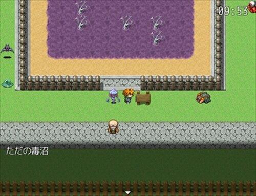 風邪引きクエスト Game Screen Shot2