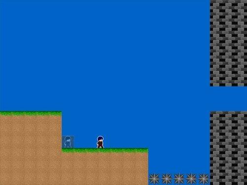 ニルのマグネティックアクション Game Screen Shot