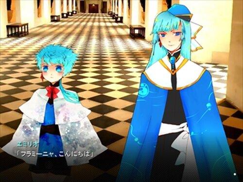 青のアウェアネス Game Screen Shots