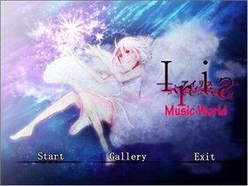 Iris - アイリス - Music World Game Screen Shot2
