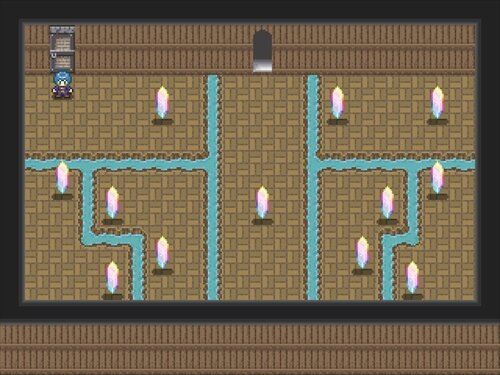 謎解きゲームジェネレータ体験版 Game Screen Shot1