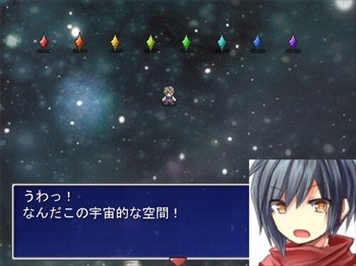 勇気ある男の軌跡 Game Screen Shot2