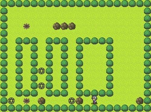 勇気ある男の軌跡 Game Screen Shots