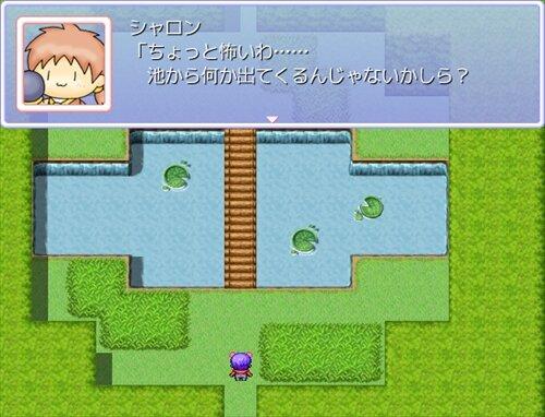 すうぃーと★わんだーらんど Game Screen Shot1