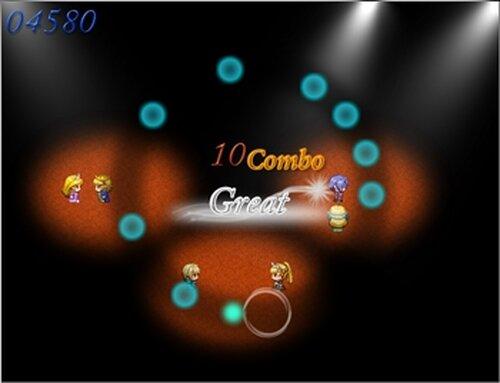 ネロと奇妙な音楽の館 Game Screen Shot3