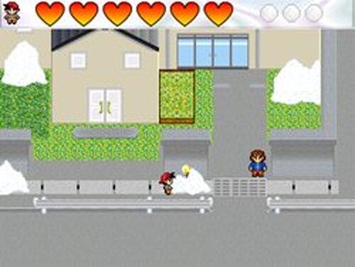 雪球大合戦! Game Screen Shots
