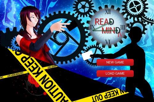 READ-MIND -PSYCHIC GAMBLER- Game Screen Shots