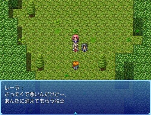 ラルフの冒険-3分の1- Game Screen Shot1