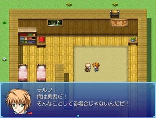 ラルフの冒険-3分の1- Game Screen Shot2