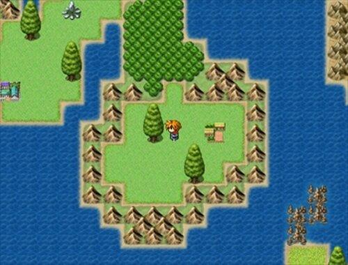 ラルフの冒険-3分の1- Game Screen Shot3