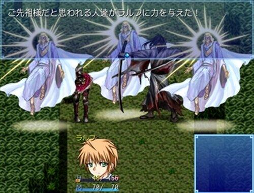 ラルフの冒険-3分の1- Game Screen Shot5