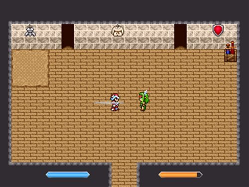Action Fight Game Screen Shot1