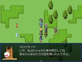 黒のHERO Game Screen Shot2