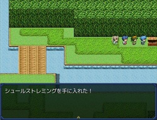 黒のHERO Game Screen Shot3