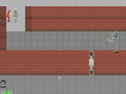 学校地下 Game Screen Shot4