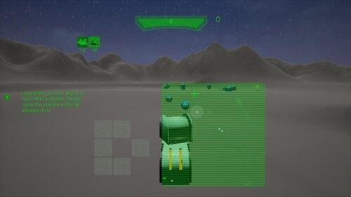 ロボティック・フィールズ[体験版] Game Screen Shot1