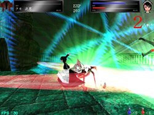 ナンチャラ剣物語 Game Screen Shots